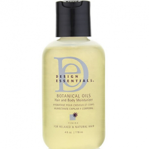 Botanical Oils Hair And Body Moisturizer