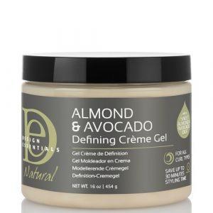 Almond & Avocado Curl Defining Crème Gel 16OZ