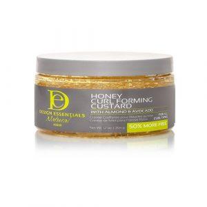 Natural Honey Curl Custard 12oz