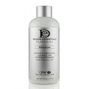 Moisturizing Leave-In Conditioner – Step 3