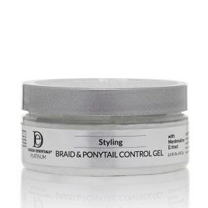 Braid & Ponytail Control Gel