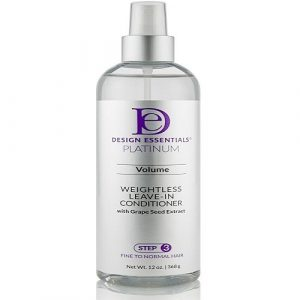 Weightless Leave-In Conditioner – Step 3