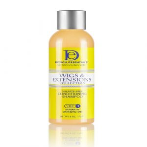Wigs & Extensions Sulfate-Free Conditioning Shampoo