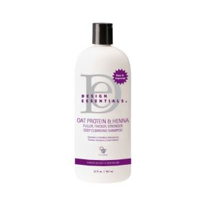 Oat Protein & Deep Cleansing Shampoo 32 oz
