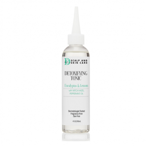 Scalp & Skin Care Detoxifying Tonic 4oz