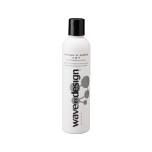 Wave By Design® Define & Shine 2-N-1 Dry Finishing Lotion 8 oz