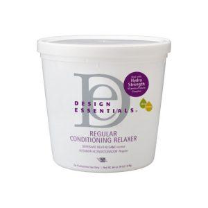 Regular Olive Oil & Shea Butter Relaxer 4 LB