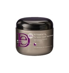 Nutriment Rx Pea Sprout Creme Hairdress 4 oz (Pack of 06)
